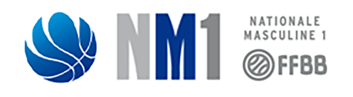 Les équipes du championnat NM1